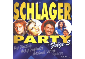 VARIOUS - Schlagerparty 3 - (CD)
