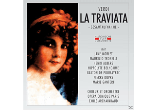 Choeur Et Orch.De Opera Comique Paris - La Traviata (Ga) - (CD)