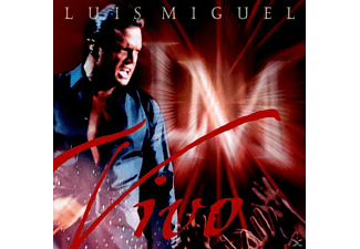 Luis Miguel - Vivo - (CD)