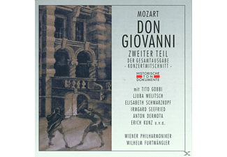 Chor D.Wiener - Don Giovanni (Teil 2) [CD]
