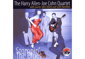 Allen, Harry & Cohn, Joe Quartet, VARIOUS - Stompin' The Blues [CD]