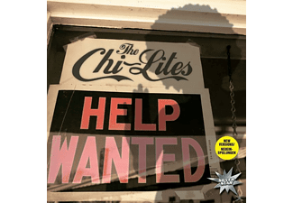 The Lites - Help Wanted [CD]