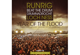 Runrig - YEAR OF THE FLOOD (ENHANCED) - (CD)