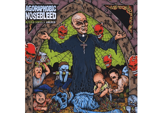Agoraphobic Nosebleed - Altered States Of America [CD]