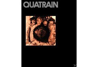 Quatrain - Quatrain...Plus - (CD)