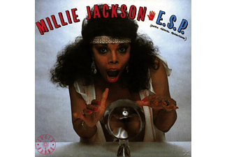 Millie Jackson - E.S.P.Extra Sexual Persuasion - (CD)