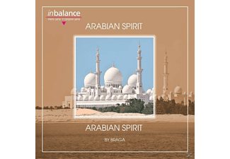 Braga - Arabian Spirit - (CD)
