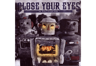Close Your Eyes - We Will Overcome [CD]