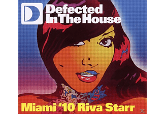 VARIOUS - Defected In The House-Miami'10 Riva Starr - (CD)