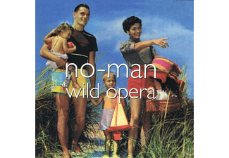 No Man - Wild Opera - (CD)