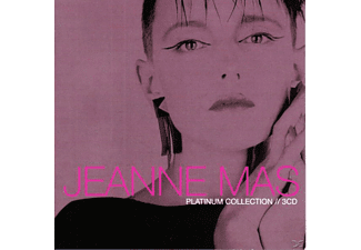 Jeanne Mas - Platinum Collection [CD]