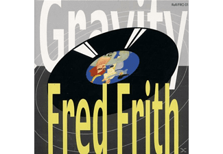 Frith Fred - GRAVITY [CD]