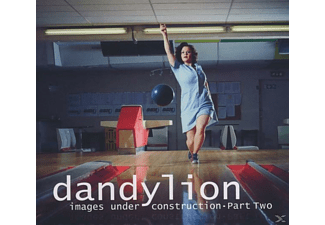 Dandylion (katzenjammers' Marianne Sveen) - Images Under Construction-Part Two [CD]