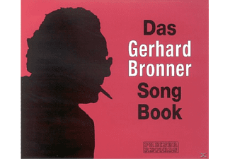 Gerhard Bronner - DAS GERHARD BRONNER SONG BOOK - (CD)