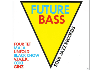 VARIOUS - Future Bass -Deluxe- - (CD)