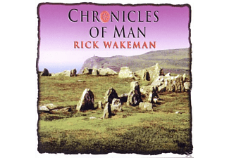 Rick Wakeman - Chronicles Of Man [CD]