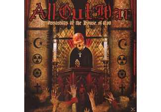 All Out War - Assassins In The House God - (CD)
