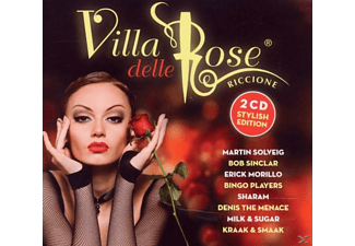 VARIOUS - Villa Delle Rose-Stylish Edition - (CD)