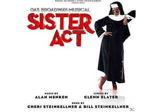 VARIOUS, Ost-original Soundtrack - Sister Act Original Soundtrack - (CD)