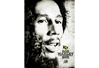 Bob Marley - Bob Marley-The Essential Box - (CD)