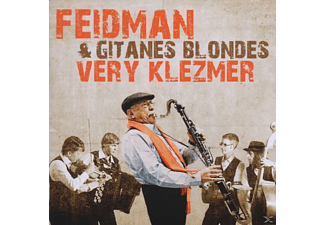 Giora Feidman - Very Klezmer - (CD)