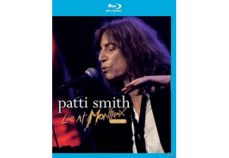 Patti Smith - Live At Montreux 2005 - (Blu-ray)