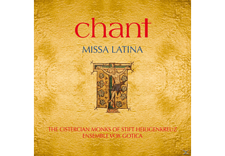 The Cistercian Monks Of Stift Heiligenkreuz & Ensemble Vox Gotica - Chant-Missa Latina [CD]