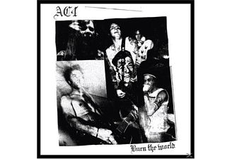 Ac4 - Burn The World - (Vinyl)