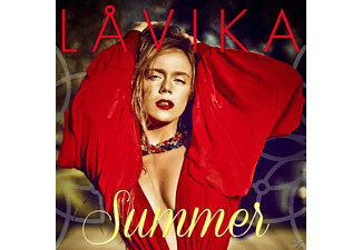 Lavika - Summer - (Maxi Single CD)