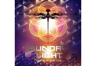 Sunday Light - Law Of Attraction - (CD)