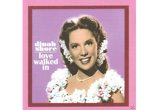 Dinah Shore - Love Walked In - (CD)