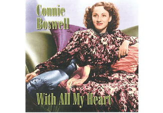 Connie Boswell - With All My Heart - (CD)