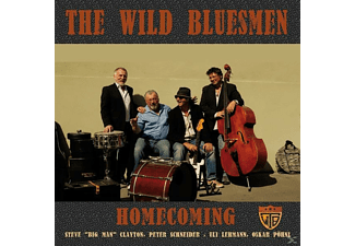The Wild Bluesman - Homecoming - (CD)