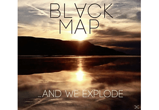 Black Map - ...And We Explode (Digipak) - (CD)