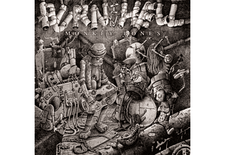 Burn In Hell - Monkey Bones - (CD)