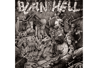 Burn In Hell - Monkey Bones - (Vinyl)