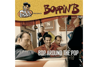 Boppin'b - Bop Around The Pop [CD]