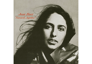 Joan Baez - Farewell, Angelina - (CD)