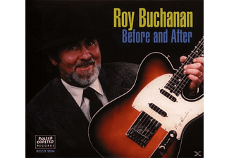 Roy Buchanan - Roy Buchanan - (CD)