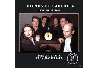 Friends Of Carlotta - Live In Studio - (CD)