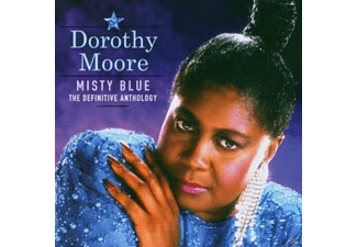Dorothy Moore - Misty Blue (Anthology) - (CD)