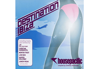 Christian Hornbostel - housepacific-destination ibiza - (CD)