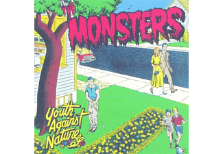 The Monsters - Youth Against Nature - (CD)