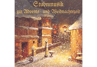 VARIOUS - Stubenm.Z.Advents U.Weihnachts [CD]
