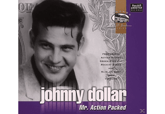 Johnny & Dollar - Mr. Action Packed - (CD)