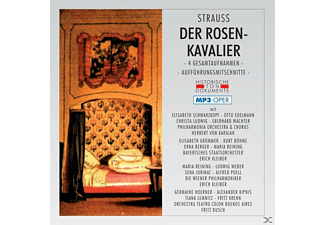 Philharmonia Orchestra & Chorus, Bayer.Staatsorch. - Der Rosenkavalier-Mp 3 - (MP3-CD)