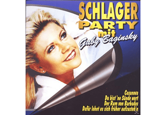 Gaby Baginsky - Schlagerparty Mit [CD]