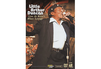 Little Arthur Duncan - Live At Rosa's Lounge - (DVD)