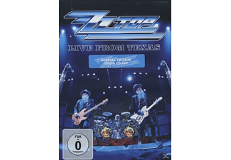 ZZ Top - Live From Texas [DVD + CD]