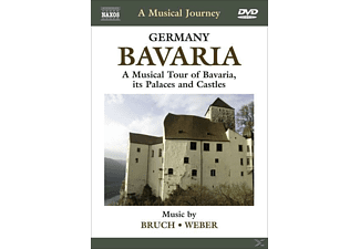 A Musical Journey - Bavaria-A Musical Journey - (DVD)